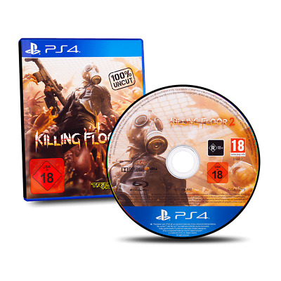 PS4 PlayStation 4 Spiel Killing Floor 2 USK 18 in OVP