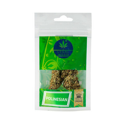 Polinesian by Legal Weed Cannabis Sativa Light