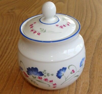 Royal Doulton Expressions Lidded Sugar Bowl - WINDERMERE