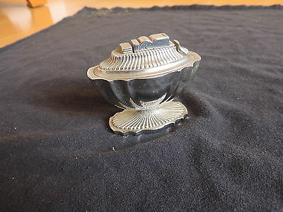 Vintage ASR Table Lighter complete looks great Free Shipping