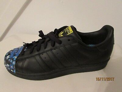online store 4d93f 7d01a Adidas Originals Superstar Pharrell Williams Trainers Size UK 7.5 , EU 41  NEW