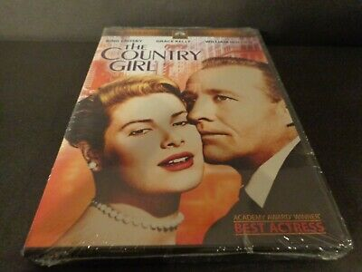 THE COUNTRY GIRL-Grace Kelly must deal with alcoholic husband Bing Crosby