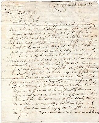 1781, HMS Providence, British Troop Transport, cost of ship to the Navy Board