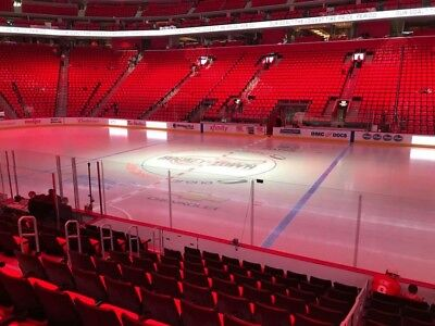 Detroit Red Wings vs. Montreal Canadiens February 26th 2/26