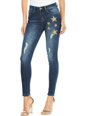 V by Very Ella High Waisted Jeans