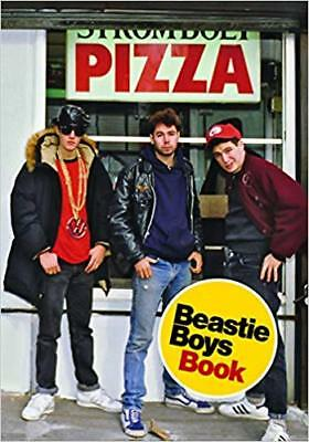 NEW -Beastie Boys Book Hardcover Xmas Gift (includes FREE COOKBOOK) 2018 LIMITED