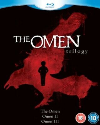The Omen Trilogy - / 2 / 3 - Final Conflicto Blu-Ray Nuevo B