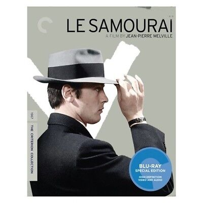Criterion Collections Brcc2828 Le Samourai (Blu Ray) (Ws/1.85:1)