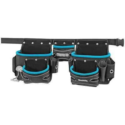 Makita P-71772 3 Piece Tool Belt + Pouch Set