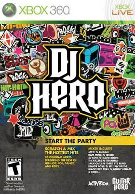 Activision Inc Act 96194 Dj Hero (Sw)-Nla