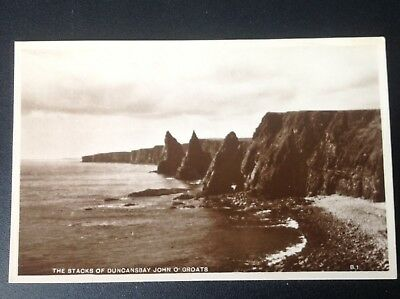 The Stacks of Duncansbay, John O'Groats