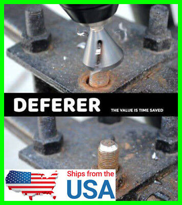 DEFERER The Value Is Time Saved - External Chamfer Repair Bit Tool