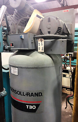 #10046: Ingersol Rand Reciprocating Air Compressor