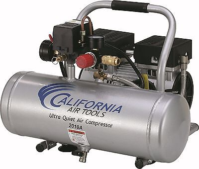 CALIFORNIA AIR TOOLS 2010A Ultra Quiet, Oil-Free  Air Compressor - USED