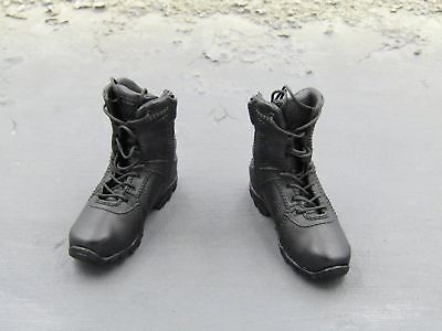 1/6 Scale Toy Replicant Killer Blade Runner 2049 Black Combat Boots Foot Type