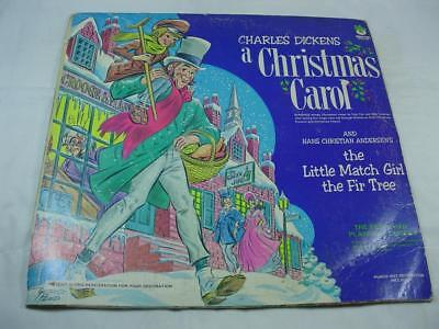 Charles Dickens A Christmas Carol - Peter Pan Records