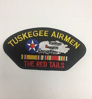 tuskegee airmen Red Tails Patch
