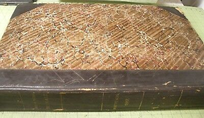 Antique New York  Herald Newspaper 1887  Bound in Large Book May-Aug
