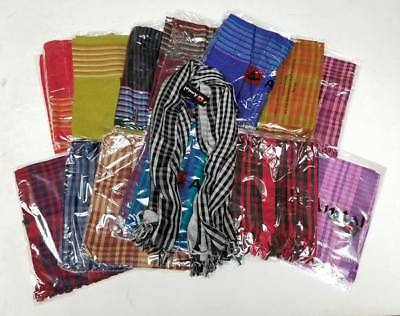 Lot of 50 Pieces -Great Assortment of High End SAKA Designs Women's Scarves