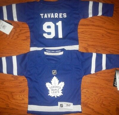 wholesale dealer 3a776 ddaea TORONTO MAPLE LEAFS Tavares Infant NHL Hockey Jersey