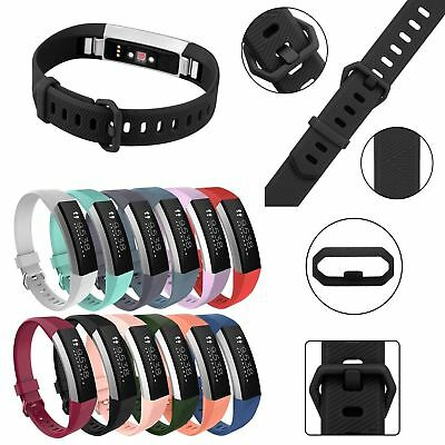 Replacement Band Fitbit Alta & Alta HR Silicone Wristband Strap Size Small Large