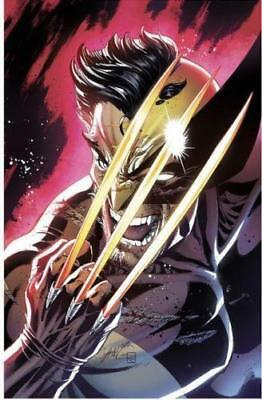 Return of Wolverine #1 Campbell Glow in Dark 2018 NYCC Variant Comic Exclusive