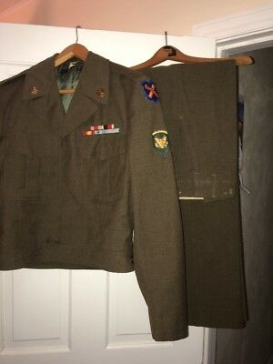 Post WW2 Army Uniform #4