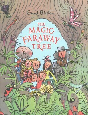 The Magic Faraway Tree Deluxe Edition by Enid Blyton 9781405284264