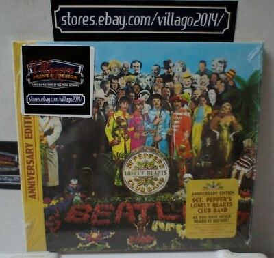 The Beatles - Sgt. Pepper's Lonely Hearts Club Band New! Free Shipping!