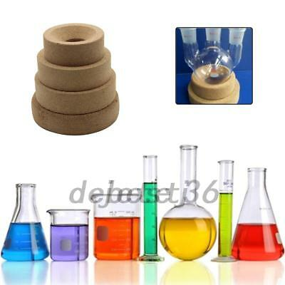 80-120mm Laboratory Lab Cork Stands Holder Ring For Flask 500ml-3000ml