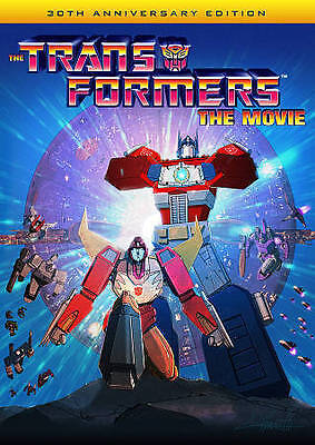 Transformers: The Movie (DVD, 2016, 30th Anniversary Edition)