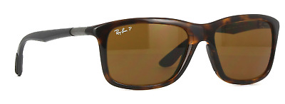 8479202688 New Ray Ban Men Sunglasses Rb8352 6221 83 Havana brown Polarized 57-18