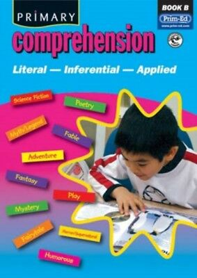 Primary Comprehension: Bk. B: Fiction and Nonfiction Texts (Paper...