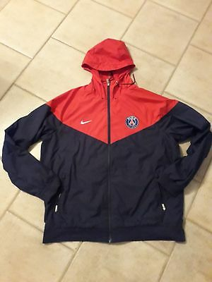 Saint Germain Xl Eur Veste 00 Paris Taille Psg K Way Nike 20 qnnwxXRUS
