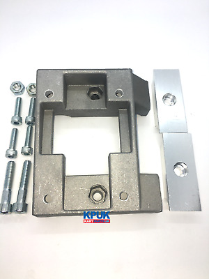 Kart Engine Mount & Clamps 30mm Universal Drilled for Rotax Max Kart Parts UK