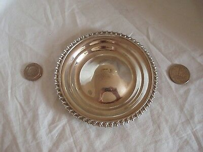 Wine Funnel Stand Antique Sterling Silver London 1820