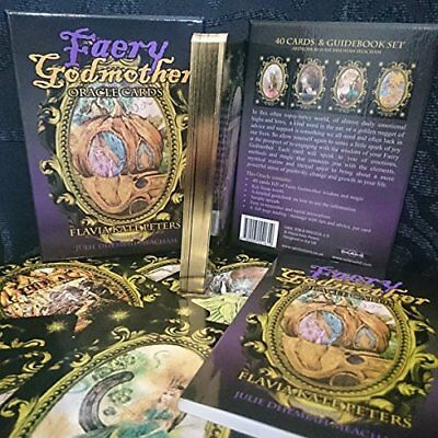 Nemesis Now Faery Godmother Oracle Cards - Reading Fortunes Mystic Magic Wicca