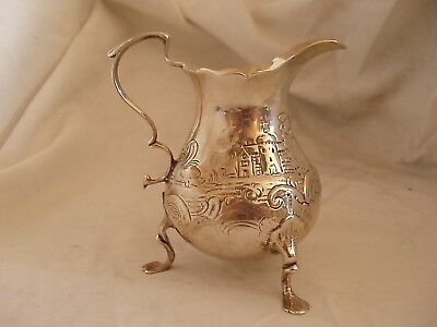 Antique Jug Sterling Silver London 1769