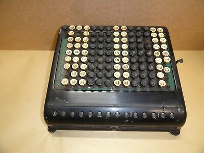 Vintage Burroughs Calculator estate find