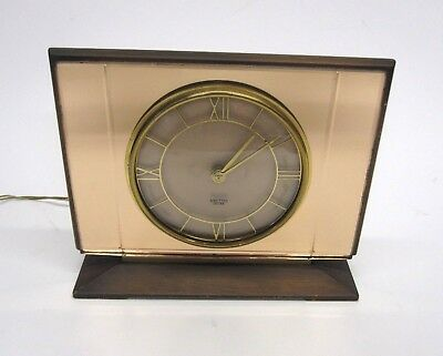 SMITHS SECTRIC Art Deco Style Vintage Clock