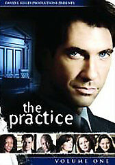 The Practice - Vol. 1 (DVD, 2009, 4-Disc Set) New