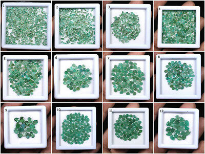 100% Natural Untreated Zambian Emerald Wholesale ~ Buy all or select your lot