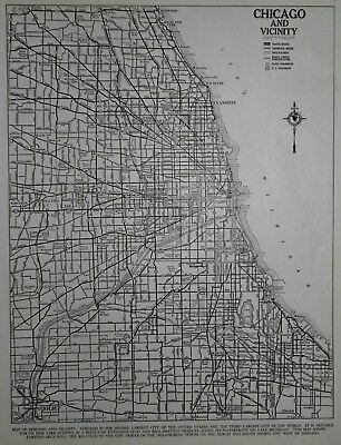 Great vintage 1941 old world war wwii city map montreal quebec vintage 1941 world war wwii world atlas city map chicago il illinois old l gumiabroncs Images