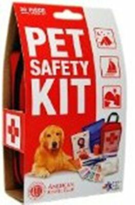 20-Piece Pet First Aid Kit - Small - FA602 - Nice pet/dog first aid kit