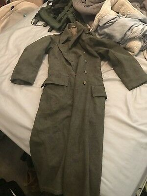 British Ww2 Trench Coat