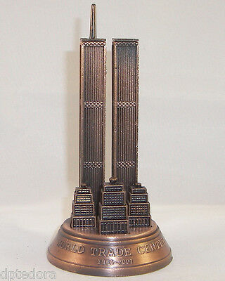 World Trade Center Die Cast Pencil Sharpener