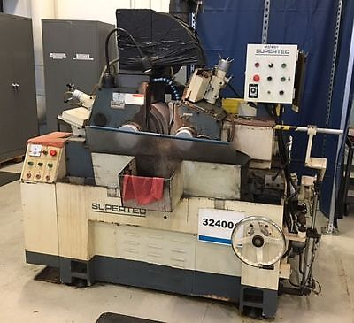 Supertec STC-20 Centerless Grinder - New 2002