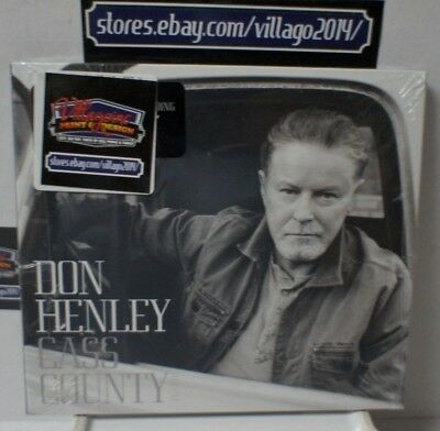 Don Henley - Cass County [Deluxe Edition] New Cd! Free Shipping!