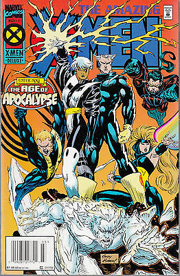 Amazing X-Men #1 1995 Marvel ''age Of Apocalypse'' Kubert//nicieza Vf+