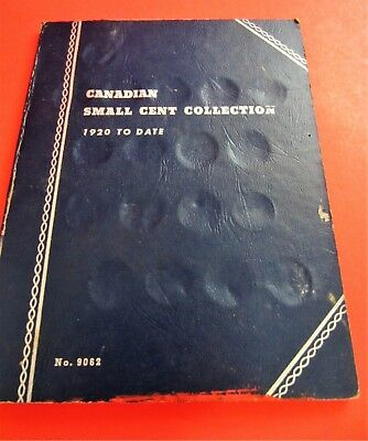 Canadian Small Cent Collection - 20 Total Coins